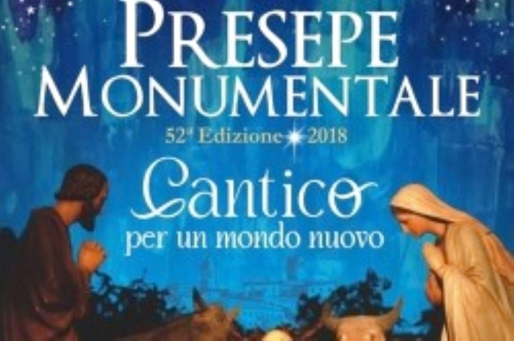 PRESEPE MONUMENTALE Sotterranei di Palazzo della Corgna 25 DICEMBRE 2018 - 6 GENNAIO 2019